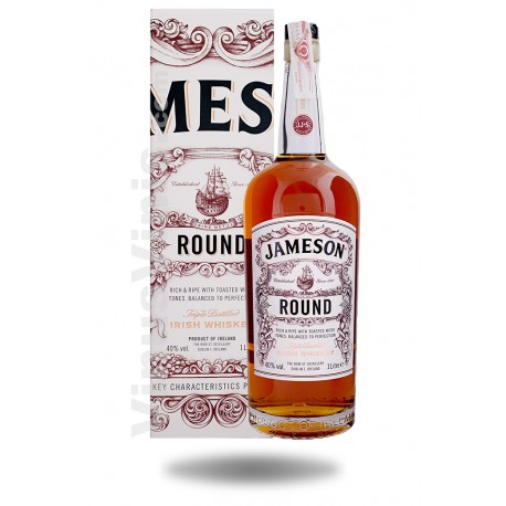 Whiskey Jameson Round - The Deconstructed Series (1L)