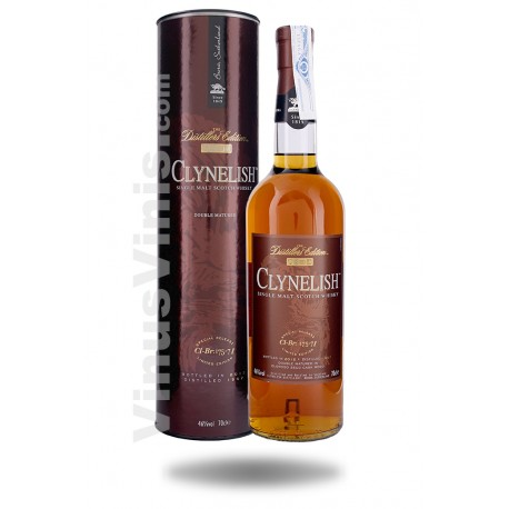 Whisky Clynelish 1997 Distiller's Edition Oloroso Sherry Cask Finish