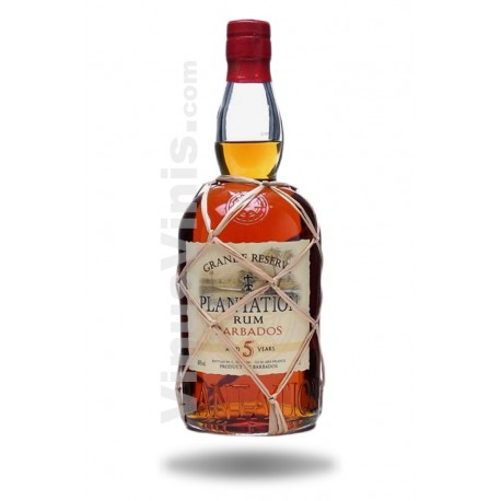 Rum Plantation Barbados 5 Years Old Grand Reserve