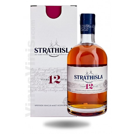 Whisky Strathisla 12 Years Old