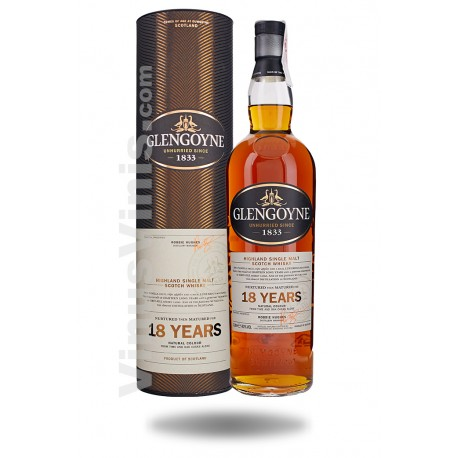 Whisky Glengoyne 18 Year Old (1L)