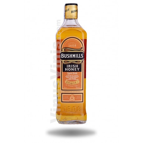 Whiskey Bushmills Irish Honey