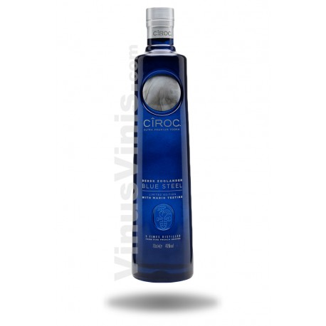 Vodka Ciroc Blue Steel Zoolander Limited Edition