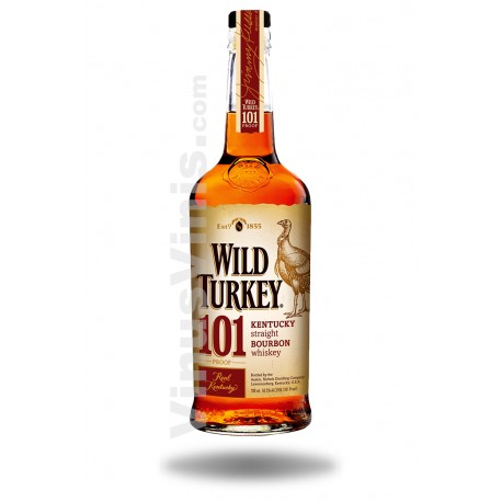 Whisky Wild Turkey 101 Proof (1L)