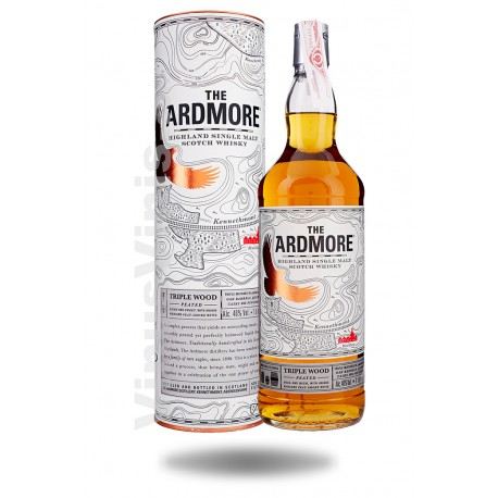 Whisky Ardmore Triple Wood (1L)