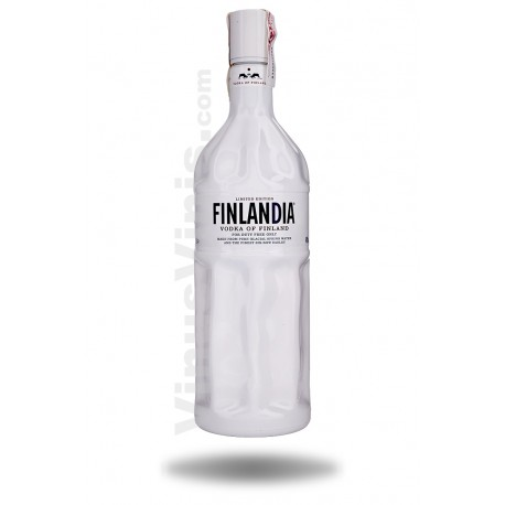 Vodka Finlandia White Limited Edition (1L)