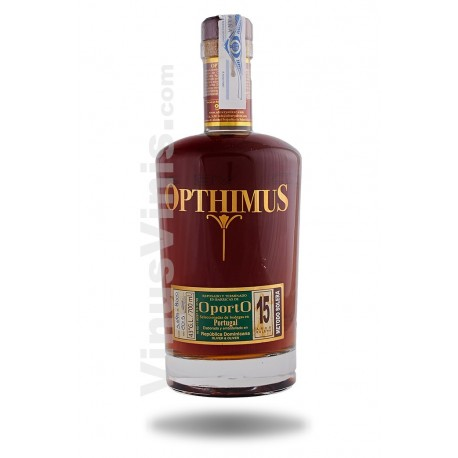 Rum Opthimus 15 Year Old Graham's Port