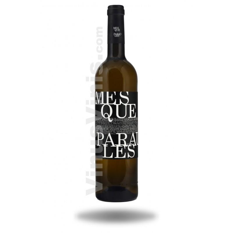 Comprar vino m s que paraules blanc 2016 en vinus vinis - Mes que paraules tinto ...