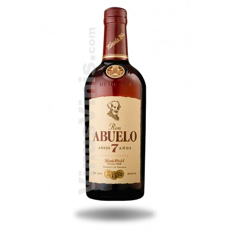 Rum Abuelo 7 Years Old