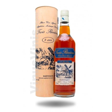 Rum Trois Rivières 8 Years Old