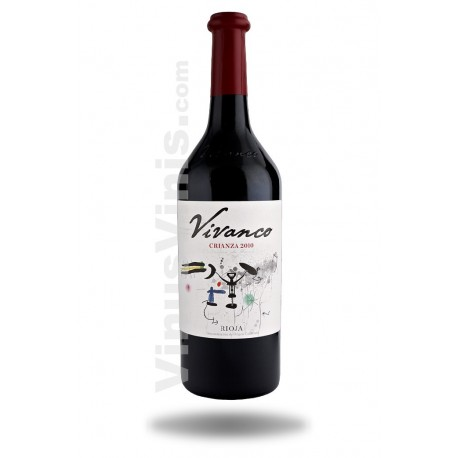 Vino Vivanco Crianza 2013