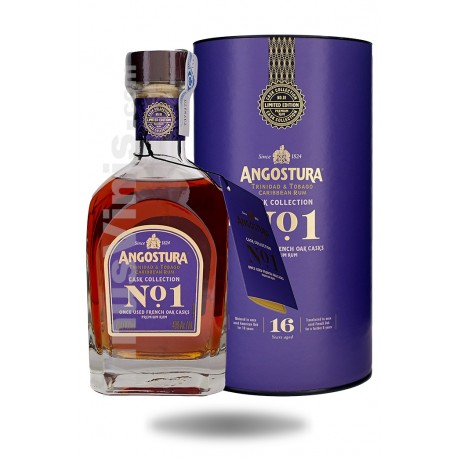 Rum Angostura No. 1 Second Edition