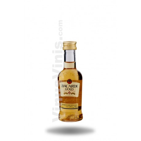 Rum Bacardi Gold (5cl)