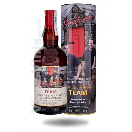 Whisky Glenfarclas Team - The Legend of Speyside