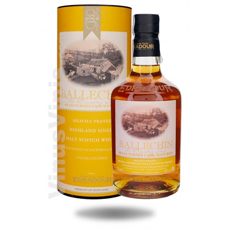Whisky Edradour Ballechin 8 Sauternes Cask Matured