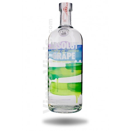 Vodka Absolut Grape (1L)