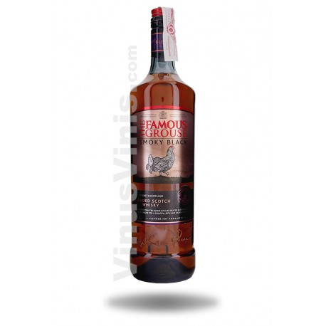 Whisky The Famous Grouse Smoky Black (1L)