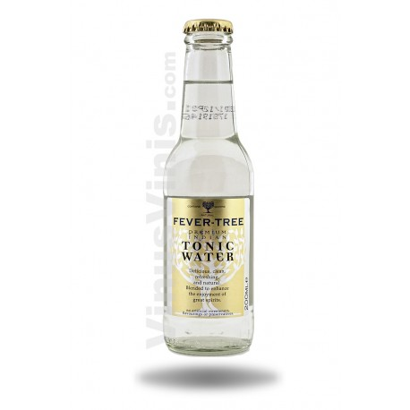 Fever Tree Tonic Water Pack 4 Unidades