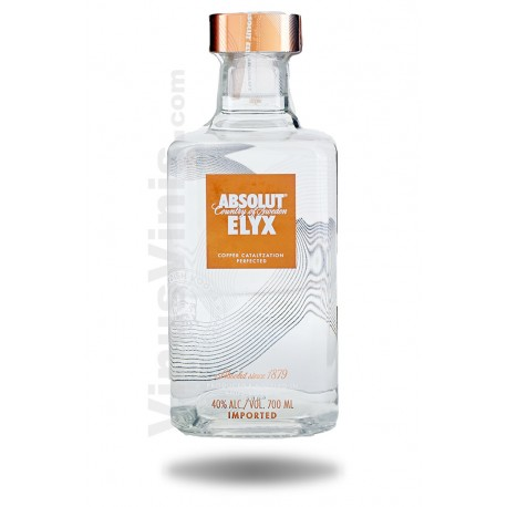 Wodka Absolut Elyx