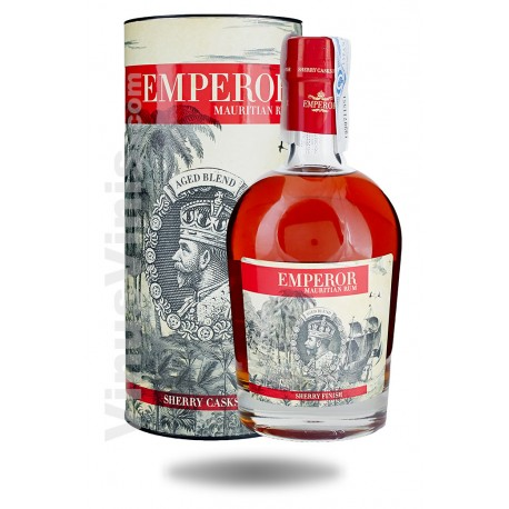 Rum Emperor Sherry Finish
