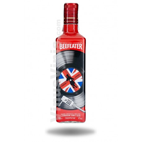 Gin Beefeater London Sounds Limited Edition