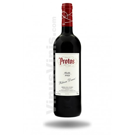 Rotwein Protos Roble 2016