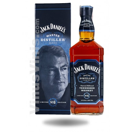 Whiskey Jack Daniel's Master Distiller Series No 6 Limited Edition (1L)