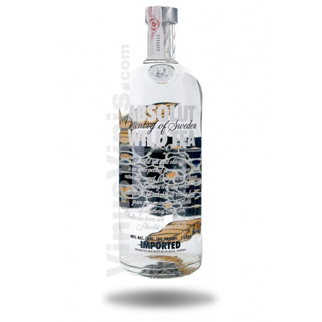 Wodka Absolut Wild Tea (1L)