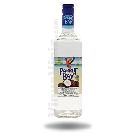 Rhum Captain Morgan Parrot Bay Coconut (1L)