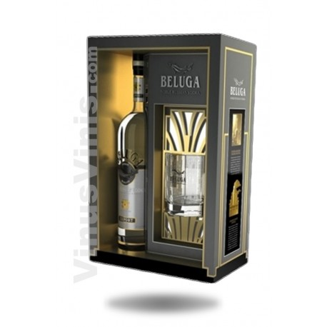 Vodka Beluga Noble Russian (gift pack)