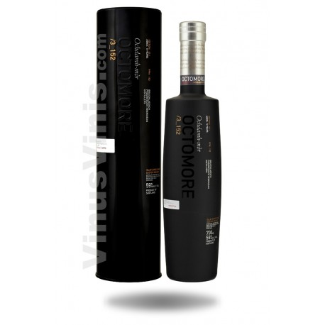 Whisky Bruichladdich Octomore 03.1