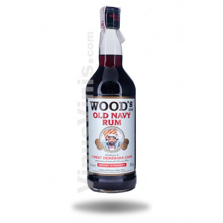 Rhum Wood's 100 Old Navy (1L)