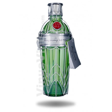 Gin Tanqueray Ten Caged