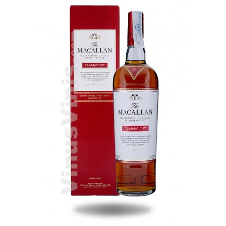 Whisky The Macallan Classic Cut 2017 Limited Edition