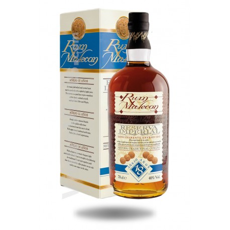 Rhum Malecon Reserva Imperial 18 ans