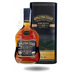 Rhum Appleton Estate Rare Blend 12 ans