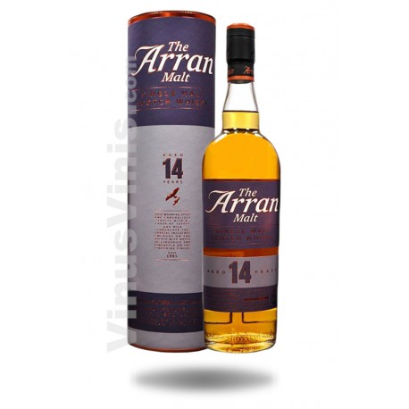 Whisky The Arran Malt 14 años