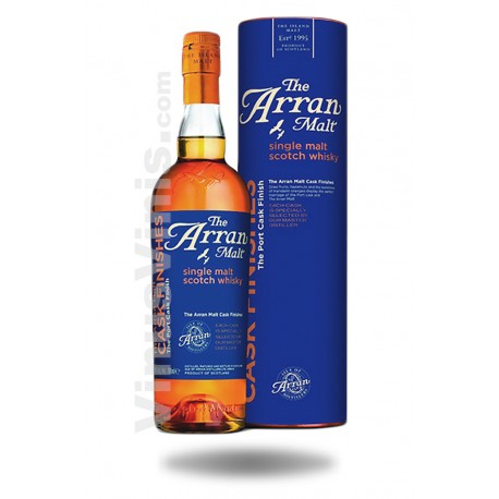 Whisky The Arran Port Cask Finish