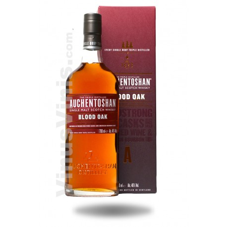 Whisky Auchentoshan Blood Oak