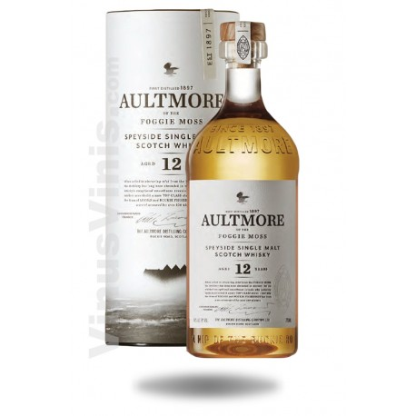 Whisky Aultmore 12 años