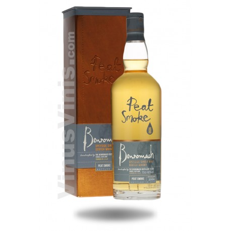 Whisky Benromach Peat Smoke 2007 Bottled 2016