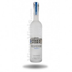 Vodka Belvedere (6L) Light Up Bottle