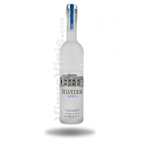 Vodka Belvedere (3L) Light Up Bottle