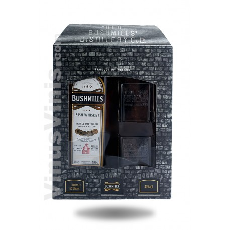 Whisky Bushmills Original 1L (gift pack)