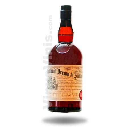 Whisky Highland Dream 18 años