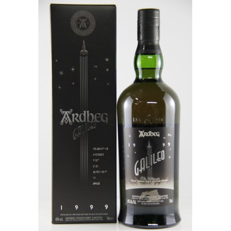 Whisky Ardbeg Galileo 1999 12 jahre Limited Edition