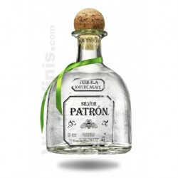Tequila Patron Silver (1L)
