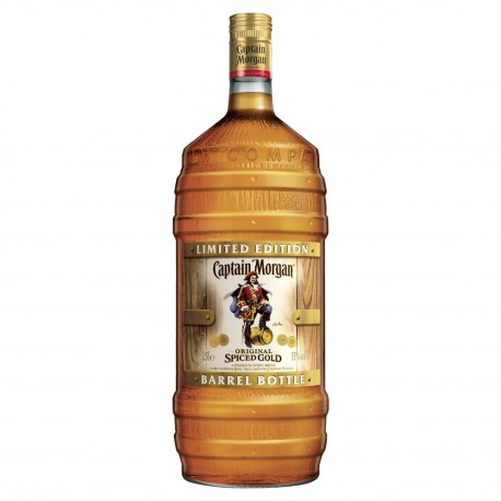 Rhum Captain Morgan Spiced Gold (1.5L)