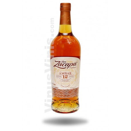 Rum Zacapa Ambar 12 Year Old (1L)