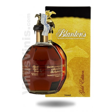 Whisky Blanton's Gold Edition